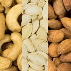 Unsalted Nut Snack Pack
