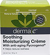 Derma E® Soothing Moisturizing Crème with Anti-Aging Pycnogenol®