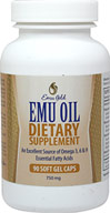 Emu Oil 750 mg