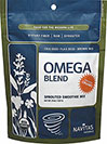 Sprouted Omega Superfood Blend (Chia, Brown Rice & Flaxseed)