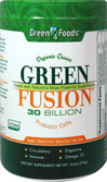 Green Fusion® with 30 Billion Probiotic Cells