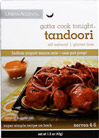 Tandoori Gotta Cook Tonight <B>From the Manufacturer's Label:</B> <P>Gotta Cook Tonight Tandoori is India's version of BBQ chicken roasted with a flavorful, spiced lemon yogurt sauce.  One pot prep and super simple recipe on back of package.  All Natural and Gluten Free.</P>  1.5 oz Package  $2.99
