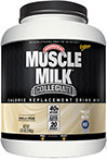 Muscle Milk® Collegiate Vanilla <p><b>From the Manufacturer's Label: </p></b><p>99% Lactose Free</p>  <p><b>Our Philosophy:</b> Proper nutrition based on sound scientific principles is one of the tenets of optimum athletic performance. We have long encouraged student athletes to take responsibility for their decisions about proper nutrition, and we hope that their choices are made because they are well-informed and guided by principl