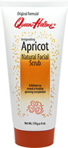Apricot Natural Facial Scrub We are proud to bring you Apricot Facial Scrub. Look to Puritan's Pride for high quality products and great nutrition at the best possible prices. 6 oz Scrub  $2.89