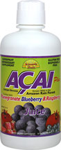 Dynamic Health Labs Acai Berry Concentrate-32 oz.-Liquid
