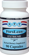 Forslean Extreme 250 mg <p><b>From the Manufacturer's Label: </p></b><p>America's Finest, Inc. blends the rich herbal wisdom of ancient cultures. Support Lean Mass. </p> 90 Capsules 250 mg $22.39