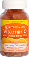 Vitamin C Adult Gummy 240 mg <strong></strong><p><strong>From the manufacturer:</strong></p><p>Delicious, naturally flavored Orange Gummy Vitamins. More Vitamin C than 3 Oranges in each serving. </p> 70 Gummies 240 mg $6.99