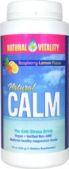 Natural Calm Raspberry-Lemon