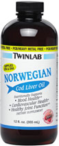 Norwegian Cod Liver Oil Cherry