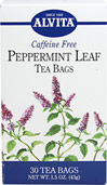 Peppermint Leaf Tea <p><b>From the Manufacturer:</b></p><p>Caffiene Free</p> <p>Peppermint (Mentha x piperita) is a universally-loved and widely-used flavoring found in medicines, toothpaste, candies, liquors, and other products.  Interest in mints dates from the first century A.D., when it was recorded by the Roman naturalist, Pliny.  So highly thought of, years later Peppermint was included in a list of plants being taken to the New World.  Peppermint&