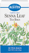 Senna Leaf Tea