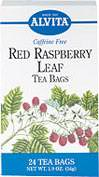 Red Raspberry Leaf Tea <p><b>From the Manufacturer's Label: </p></b><p>Caffeine Free</p> <p>Natural herb teas that are good for you and the environment.</p> 24 Tea Bags  $10.49