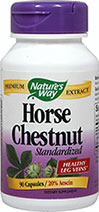 Horse Chestnut Extract 250 mg