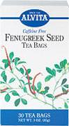 Fenugreek Seed Tea <p><strong>From the Manufacturer's Label: </strong></p><p>This Caffeine Free Fenugreek Seed tea is a delicious leaf tea that you can enjoy any time, anywhere!<br /></p> 30 Tea Bags  $4.79