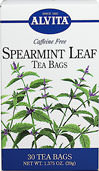 Spearmint Leaf Tea