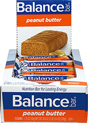 "Original Peanut Butter Balance Bars <table border=""0"" cellpadding=""0"" cellspacing=""0"" width=""563""><colgroup><col width=""563"" /></colgroup><tbody><tr height=""148""><td class=""xl65"" height=""148"" style=""height:111.0pt;width:422pt;"" width=""563""><p><strong>From the Manufacturer's Label:</strong></p><p>Packed  with protein, BALAN"