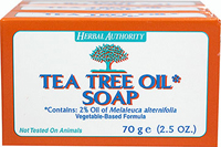 Tea Tree Oil Soap  2.5 oz Bars  $9.29