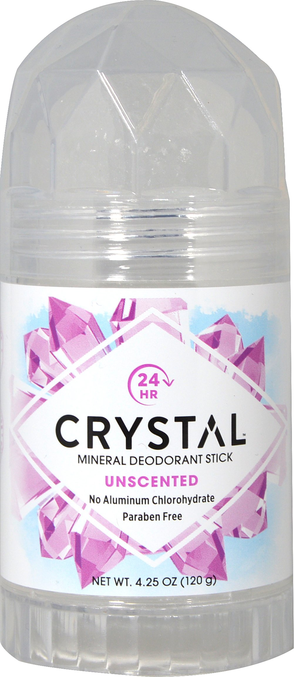 Crystal® Body Deodorant Stick <p><strong>From the Manufacturer's Label: </strong></p><p>Natural Deodorant Protection! Crystal Body  Deodorant® is made of Natural Mineral Salts which prevent body odor by creating an invisible protective barrier against odor-causing bacteria. It is non-sticky, non-staining, leaves no white residue and can be used by both men and women.</p><p>Manufactured by Crystal® Body Deodorant.</p><p>Para