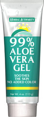 Aloe Vera Gel 99% <p>Topical formulas go on clean, and leave no greasy residue </p><p>Hydrates your skin, enhancing a beautiful complexion </p><p>Softly moisturizes and protects</p><p> Aloe Vera is known for its ability to aid in dryness and help heal the skin. These light formulas gently hydrate even the driest skin, and are light enough for everyday use.</p> 4 oz Gel  $9.29