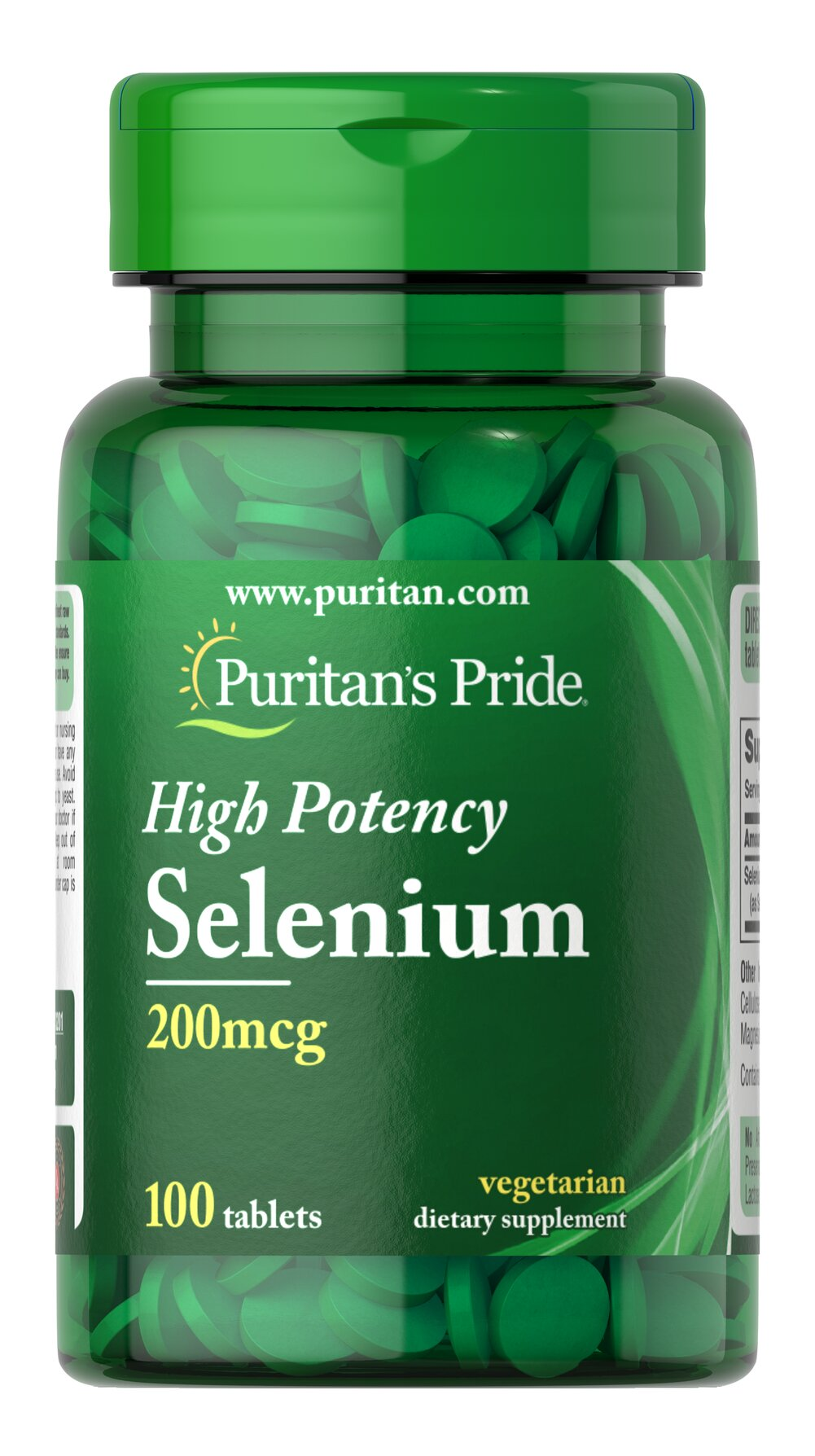 Selenium 200 mcg <p>Selenium is an essential trace mineral that supports the immune system.** </p><p>Adults can take one tablet daily with a meal.</p><p>Mineral Products</p><p></p> 100 Tablets 200 mcg $7.49