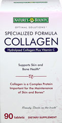 Advanced Collagen Beauty Formula  90 Tablets  $7.99