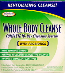 Whole Body Cleanse  1 Each  $18.99