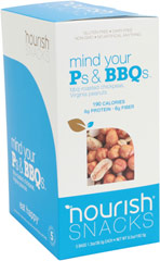 Mind Your P's & BBQ's Chickpeas and Peanuts  5 Each  $6.99