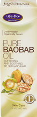 Pure Baobab Oil  2 fl oz Oil  $12.99