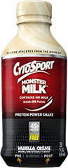 Monster Milk RTD Vanilla  12 - 20 oz. Liquid  $44.99