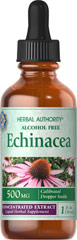 Echinacea Root Liquid Extract  1 oz. Liquid  $11.99