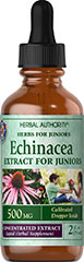 Echinacea for Juniors Liquid Extract   2 oz. Liquid  $14.99