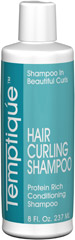 Hair Curling Shampoo <p><strong>From the Manufacturer's Label: </strong></p><p><strong>Go from Straight to Curly in One Shampoo!</strong></p><p>Now you can have soft, gorgeous curls after just one application of this protein rich conditioning shampoo. Hair Curling Shampoo contains a unique formula that actually encourages your hair to curl and wave. It helps perms last longer. You'll love how it curls, conditions and cleans your hair