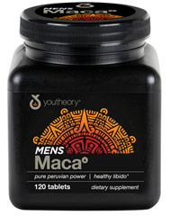 Men's Maca 500 mg  120 Tablets 500 mg $18.99