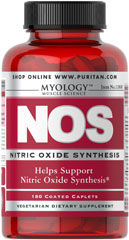 NOS <p>Contains Arginine, a classic amino acid that supports the effects of exercise**</p><p>Helps promote nitric oxide synthesis in the body**</p><p>Nitric oxide production can help support circulation especially during your workouts**</p><p>Helps support coronary blood flow, heart health and immune function**</p><p>Coated caplets are vegetarian friendly and easy to take</p> 180 Caplets  $39.99