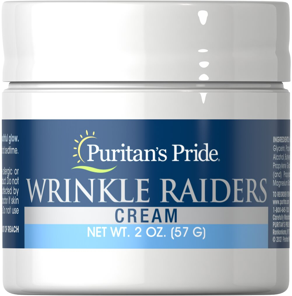 Wrinkle Raiders Cream  2 oz Cream  $13.59