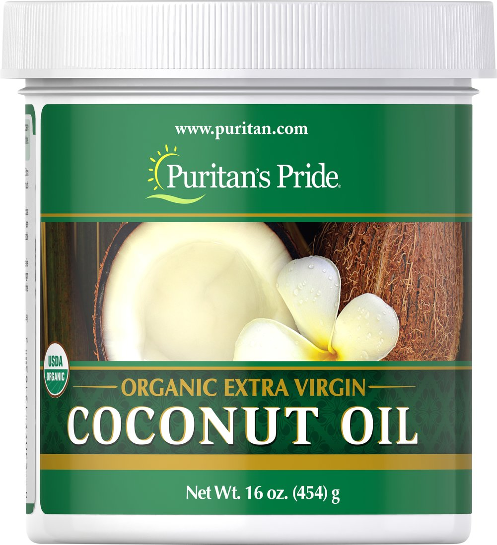 Organic Extra Virgin Coconut Oil <p>You'll go nuts for our Coconut Oil! Coconuts are enjoyed in tropical regions around the world as a delectable fruit and now you can enjoy the benefits of our  Coconut Oil.  Coconut Oil provides you with a natural energy source, and contains Medium Chain Triglycerides (MCTs). MCTs are oxidized differently in the body than other fats, making Coconut Oil a readily available energy source.**</p> 16 oz Oil  $22.94