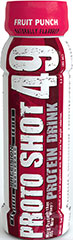 Proto Shot 49 Fruit Punch <p>Contains 49 grams of protein – more protein than a leading brand!◊</p> <p>You'll enjoy our natural flavors without any artificial flavors, sugar or preservatives</p> <p>Contributes to antioxidant health</p> <p>Aids with the metabolism of proteins</p>  <p>Boost your daily protein intake all in one shot…with Proto Shot 49! This great-tasting, naturally flavored liquid protein provides you with 49 grams of