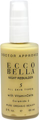 Night Rebuilder Cream with Ceramides  2 fl oz Cream  $31.99