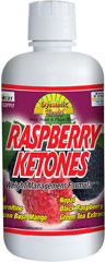 Raspberry Ketones Juice Blend <strong>From The Manufacturer's Label:</strong> <p>Raspberry Ketones Juice Blend combines cultivated herbs and fruit juices.</p> 32 oz Liquid  $15.99