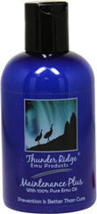 Emu Oil Maintenance Plus  4 fl oz Lotion  $8.39