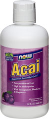 Acai Superfruit Antioxidant Juice  32 oz Liquid  $13.99