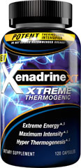 Xenadrine XT <strong>From the Manufacturer's Label:</strong> <p>MuscleTech Xenadrine XT contains 200 mg of Green Coffee Bean Extract.</p> 120 Capsules  $39.99