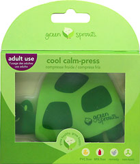 Cool Calm Press-Turtle <p><strong>From the manufacturer:</strong></p><p>Safe cold therapy for bumps and bruises</p><p>Reusable</p><p>Flexible when frozen</p><p>Non-toxic, PVC & BPA free</p> 1 Each  $4.99
