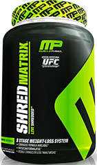 Shred Matrix <p><strong>From the Manufacturer's Label:</strong></p><p>Shred Matrix is manufactured by MusclePharm.</p> 60 Capsules  $15.99