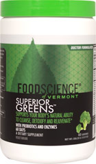 Superior Greens  12.57 oz. Powder  $21.99