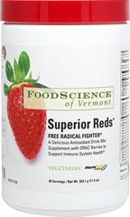 Superior Reds  11.4 oz. Powder  $21.99
