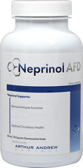 Neprinol <P><B>From the Manufacturer's label</B></P><P>Neprinol Manufactured by Arthur Andrew Medical</P>  150 Capsules  $84.99