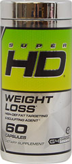 Super HD <p><strong>From the Manufacuturer's Label:</strong></p><p>Super HD is manufactured by Cellucor.</p> 60 Capsules  $39.99