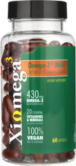 Omega-3 Multi Chia Seed Oil  60 Softgels  $10.99