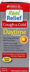 Cough & Cold Daytime Formula  8.5 oz Liquid  $9.99